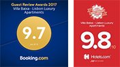 booking.com rating 9.7